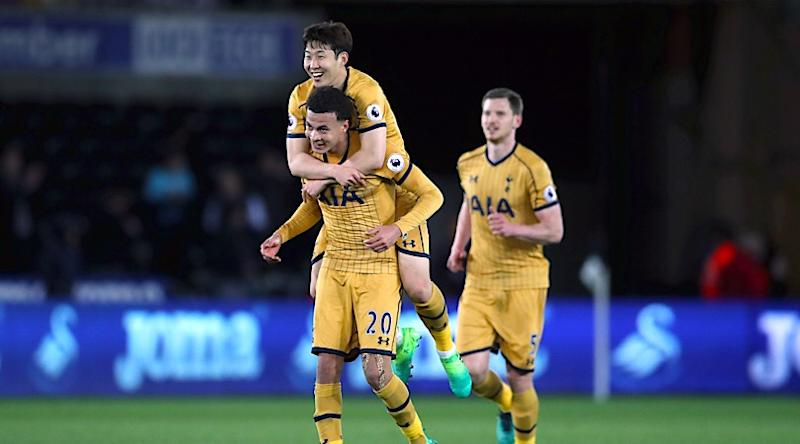 How Tottenham have become the Premier Leagues most resilient side