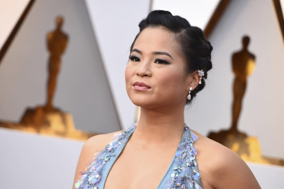 Kelly Marie Tran has written a <em>New York Times</em> op-ed about her experiences with racism and trolls. (Photo: Jordan Strauss/Invision/AP, File)