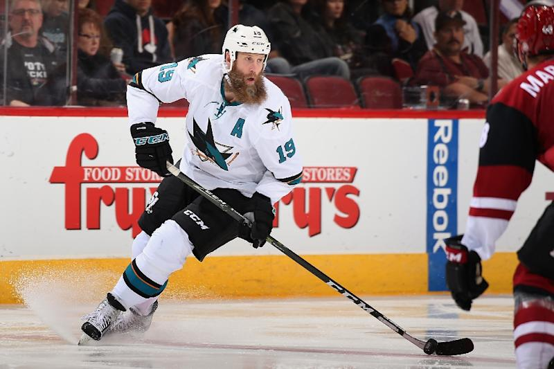 Sharks C Joe Thornton needs ACL surgery before free agency