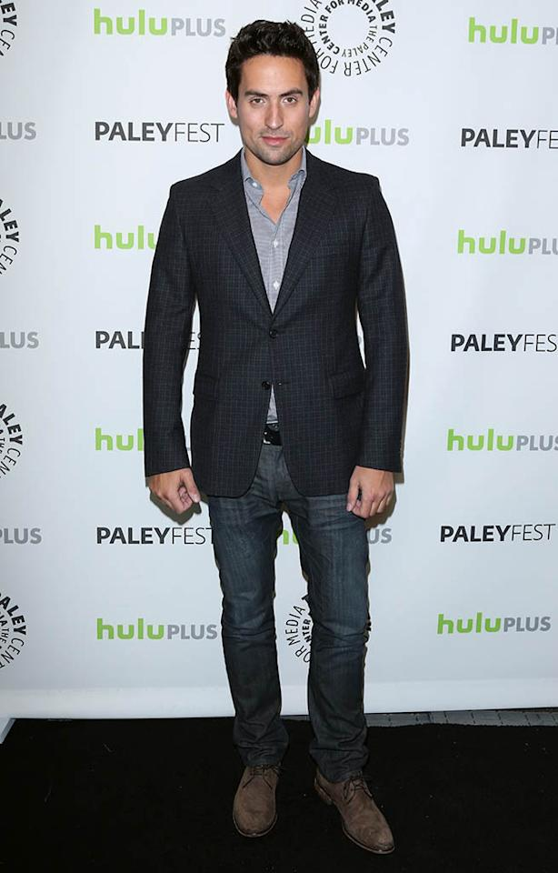 """Ed Weeks attends the 30th Annual PaleyFest featuring the cast of """"The Mindy Project"""" at the Saban Theatre on March 8, 2013 in Beverly Hills, California."""