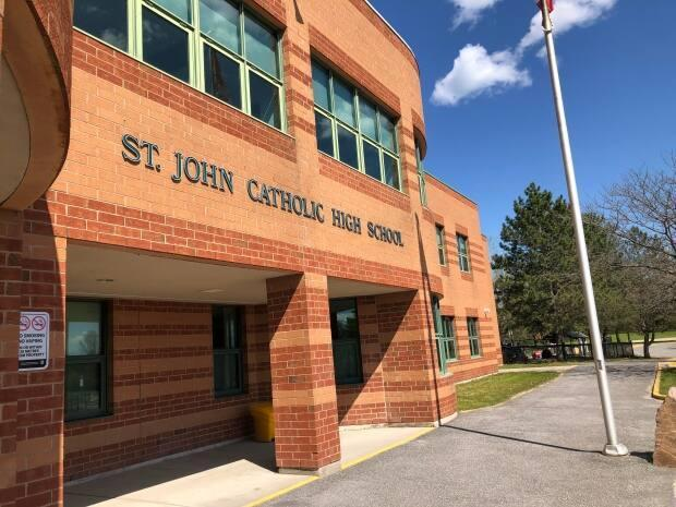 Peters taught history and religion and also coached sports teams at St. John Catholic High School in Perth, Ont.