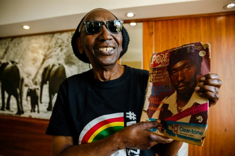 Mapfumo is one of Zimbabwe's most popular and outspoken musicians who played at the country's independence celebrations in 1980