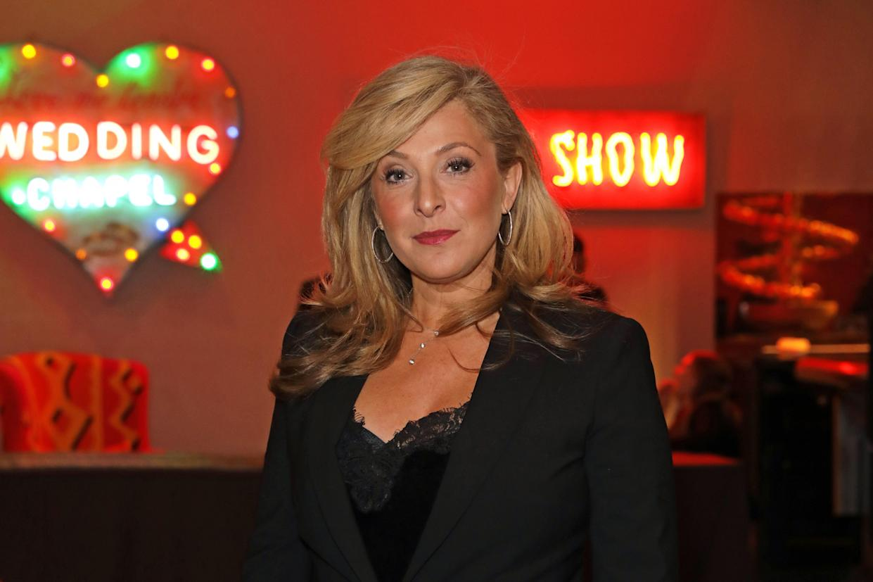 LONDON, ENGLAND - FEBRUARY 11:   Tracy-Ann Oberman attends The Casting Awards 2020 at The Ham Yard Hotel on February 11, 2020 in London, England.  (Photo by David M. Benett/Dave Benett/Getty Images)
