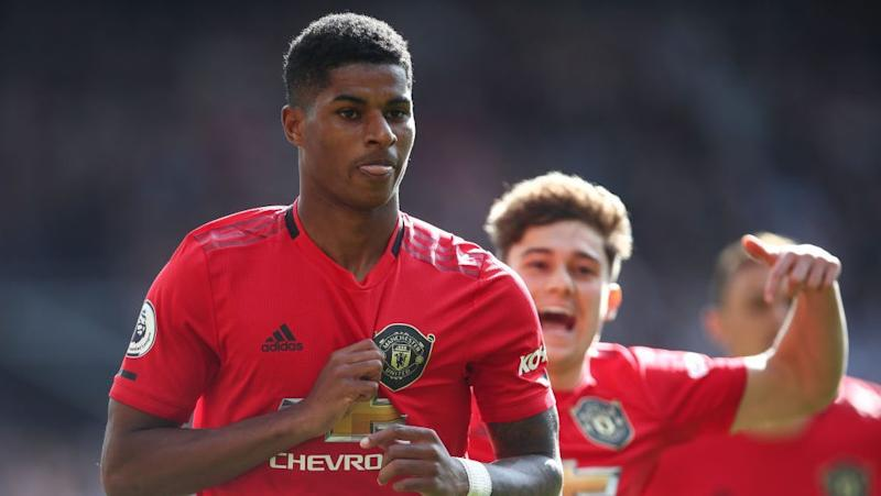 Rashford Shares Emotional Story While Doubling Donation To Charity