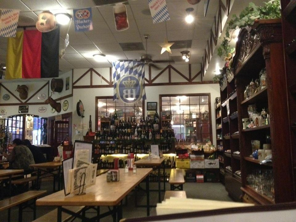 """<p>USF students drink up at German biergarten-style <a href=""""https://go.redirectingat.com?id=74968X1596630&url=https%3A%2F%2Fwww.tripadvisor.com%2FRestaurant_Review-g34678-d834104-Reviews-Mr_Dunderbak_s-Tampa_Florida.html&sref=https%3A%2F%2Fwww.bestproducts.com%2Ffun-things-to-do%2Fg2528%2Fbest-college-bars%2F"""" rel=""""nofollow noopener"""" target=""""_blank"""" data-ylk=""""slk:Mr. Dunderbak's"""" class=""""link rapid-noclick-resp"""">Mr. Dunderbak's</a>. The steins of beer pair perfectly with schnitzel and other German specialties, plus there's live music.</p>"""