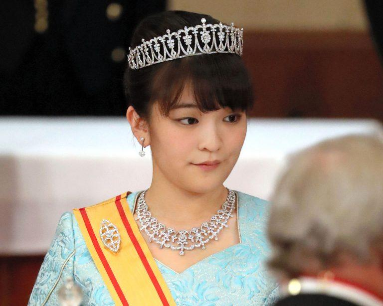Japan's Princess Mako to give up royal status for love