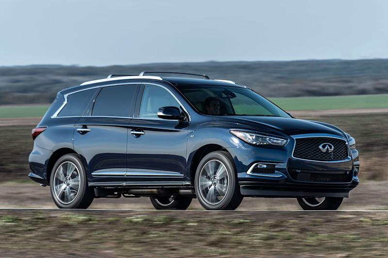 New engine and more tech among the updates to Infiniti's 2nd-gen QX60