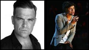 Robbie Williams Compares One Direction's 'Power' to Spice Girls at Their Height