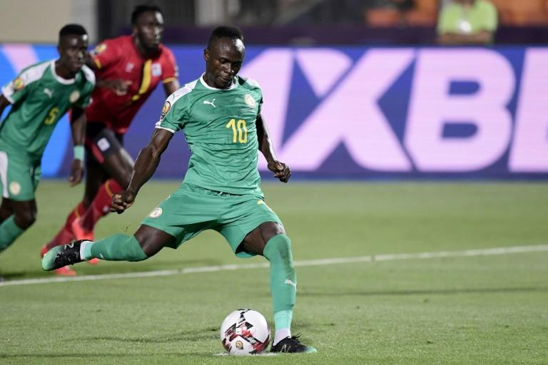 Sadio Mane has missed two spot-kicks during Senegal's run to the final (AFP Photo/JAVIER SORIANO)