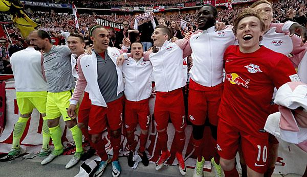 Champions League: RB Leipzig: Von der Oberliga in die Champions League