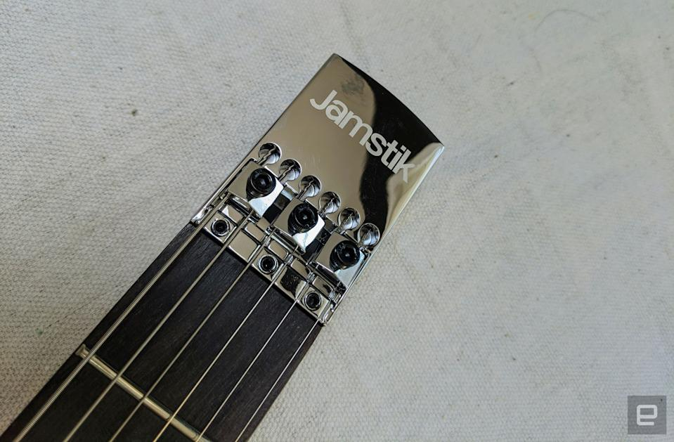 Jamstik Studio smart guitar