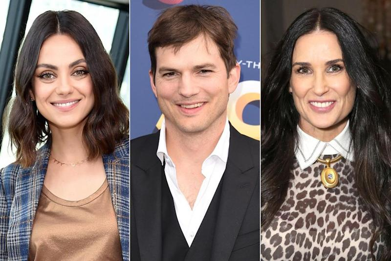 Mila Kunis Opens Up About Ashton Kutcher S Marriage To Demi Moore It Was A Real Relationship