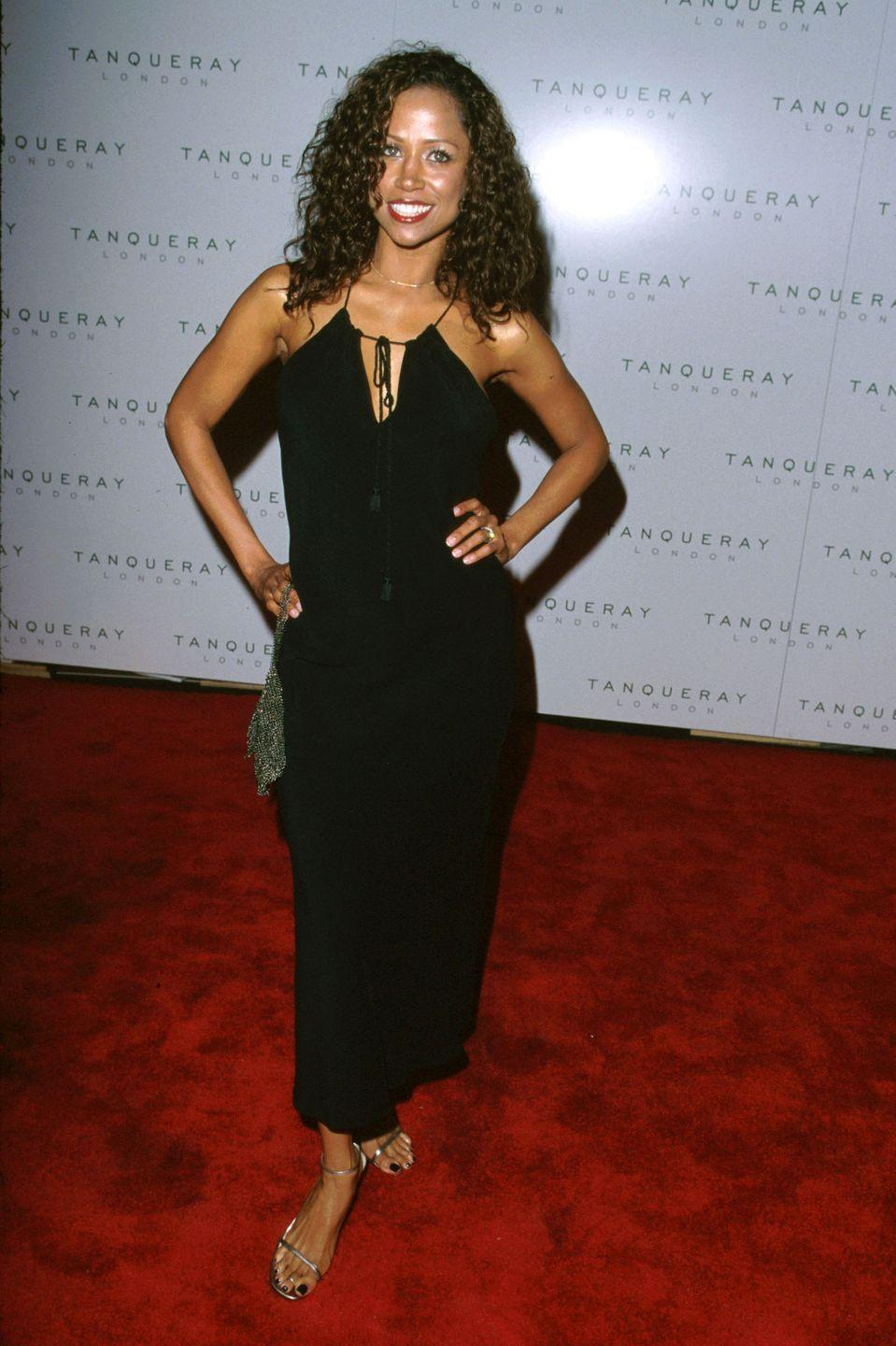 <p>Stacey Dash was catapulted into fame in the '90s when she starred in the film <em>Clueless</em> as Dionne, Cher's best friend. The actress did some television work as well. </p>
