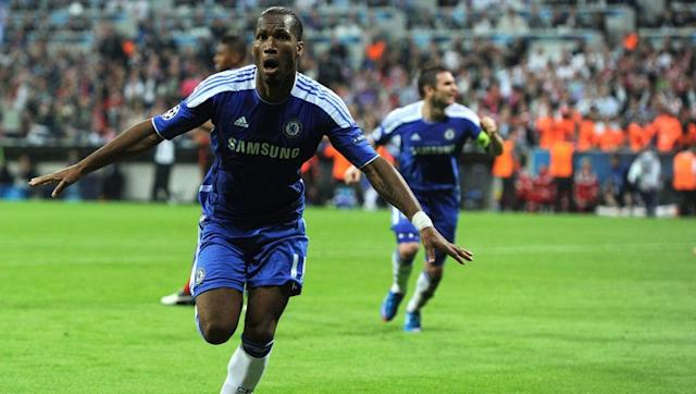 <p><strong>Number of Champions League goals: 44</strong></p> <br><p>Edging into the top 10 ahead of Alessandro Del Piero is Ivorian legend Didier Drogba, who ended his illustrious career in Europe with 44 Champions League goals to his name. </p> <br><p>He bagged the majority of them during two successful spells with Chelsea, but also found the back of the net with former clubs Marseille and Galatasaray too. </p>