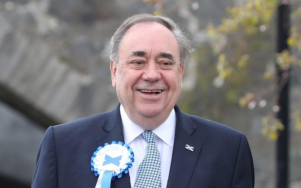 'Nicola will prevaricate,' said the former First Minister, 'and she lost her nerve on independence back in 2017 and has never recovered it, it's as simple as that'