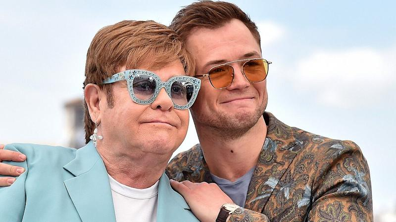 Taron Egerton Shares Coolest Story About Friendship With Elton John (Exclusive)