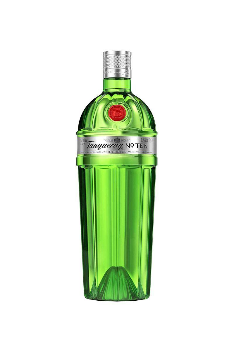 """<p>This tipple is made with fresh citrus, camomile flowers, sherbet and with a juniper finish.</p><p>Tanqueray - £26 (70cl)</p><p><a class=""""link rapid-noclick-resp"""" href=""""https://www.amazon.co.uk/Tanqueray-No-Ten-Gin-70/dp/B00429MOW2/ref=sr_1_17?dchild=1&keywords=gin&qid=1587382837&s=grocery&sr=1-17&tag=hearstuk-yahoo-21&ascsubtag=%5Bartid%7C1921.g.31768%5Bsrc%7Cyahoo-uk"""" rel=""""nofollow noopener"""" target=""""_blank"""" data-ylk=""""slk:SHOP NOW"""">SHOP NOW</a></p>"""