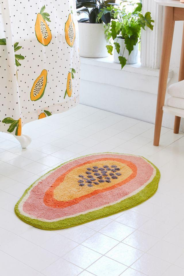 "<h2>Urban Outfitters Papaya Bath Mat</h2><br>For the papaya people. <br><br><em>Shop <strong><a href=""https://www.urbanoutfitters.com/shop/papaya-bath-mat"" rel=""nofollow noopener"" target=""_blank"" data-ylk=""slk:Urban Outfitters"" class=""link rapid-noclick-resp"">Urban Outfitters</a></strong></em><br><br><strong>Urban Outfitters</strong> Papaya Bath Mat, $, available at <a href=""https://go.skimresources.com/?id=30283X879131&url=https%3A%2F%2Fwww.urbanoutfitters.com%2Fshop%2Fpapaya-bath-mat"" rel=""nofollow noopener"" target=""_blank"" data-ylk=""slk:Urban Outfitters"" class=""link rapid-noclick-resp"">Urban Outfitters</a>"
