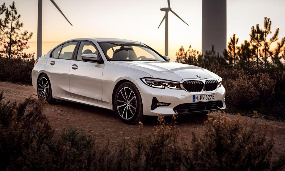 "<p>The <a href=""https://www.caranddriver.com/bmw/3-series"" rel=""nofollow noopener"" target=""_blank"" data-ylk=""slk:2021 BMW 3-series"" class=""link rapid-noclick-resp"">2021 BMW 3-series</a> epitomizes the modern sports sedan with its comprehensive performance and innate sophistication. The <a href=""https://www.caranddriver.com/bmw"" rel=""nofollow noopener"" target=""_blank"" data-ylk=""slk:German brand"" class=""link rapid-noclick-resp"">German brand</a> offers two phenomenal engines for this model—a 255-hp four-cylinder and a 385-hp straight-six—both of which are as quick as they are refined. There's also a plug-in hybrid for the green crowd. While we're saddened by BMW's decision to eliminate the 3's manual transmission, the perceptive eight-speed automatic is a worthy substitute. What's more, the 3's fantastic chassis can seamlessly shift from calm to frisky at a moment's notice. Unfortunately, its steering—although improved over the previous generation's—still lacks the tactility that enthusiasts once idolized. The 2021 3-series fulfills its mission as an entry-level premium sedan with ample cabin and trunk space as well as copious amounts of luxury and technology.</p><p><a class=""link rapid-noclick-resp"" href=""https://www.caranddriver.com/bmw/3-series"" rel=""nofollow noopener"" target=""_blank"" data-ylk=""slk:Review, Pricing, and Specs"">Review, Pricing, and Specs</a></p>"