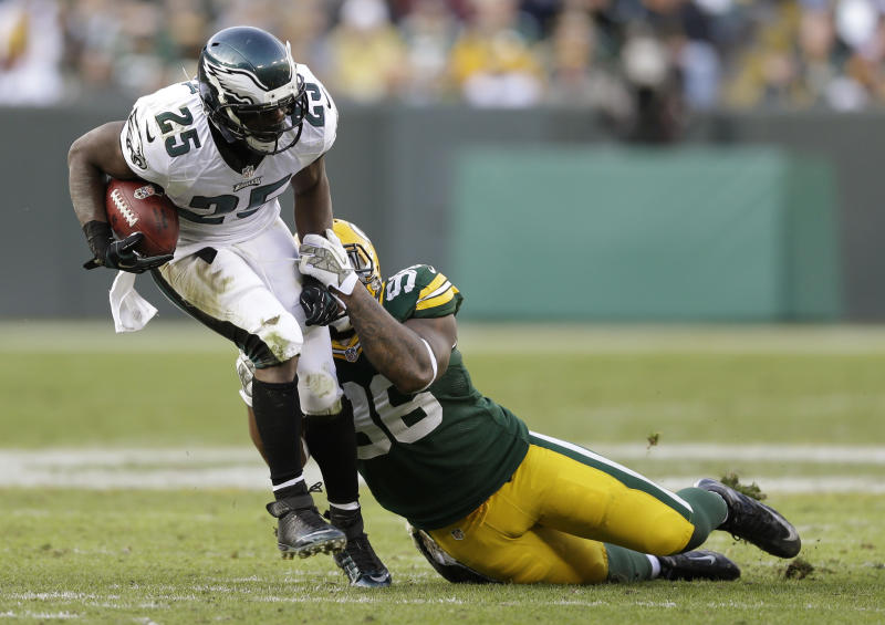 Eagles' best drive yielded no points
