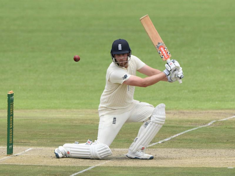 Dom Sibley en route to a half century in South Africa: Getty