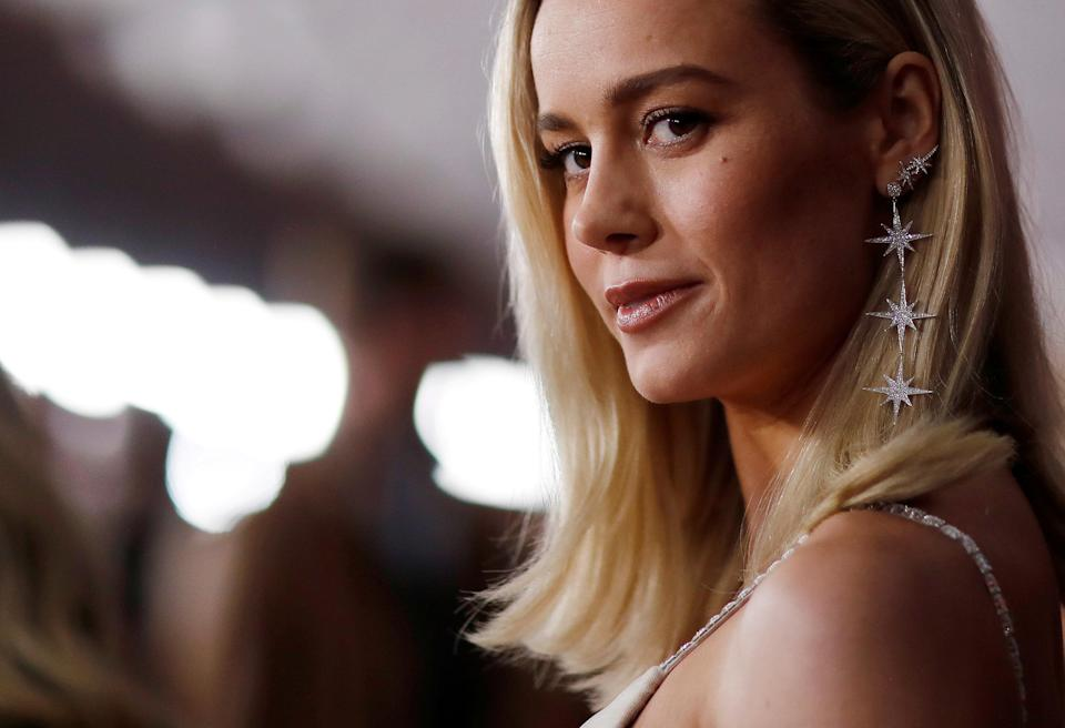 Brie Larson's Captain Marvel connects to the MCU in a big way (REUTERS/Mario Anzuoni)