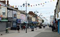 Local homes and businesses may soon be heated with geothermal energy in Seaham (AFP/PAUL ELLIS)