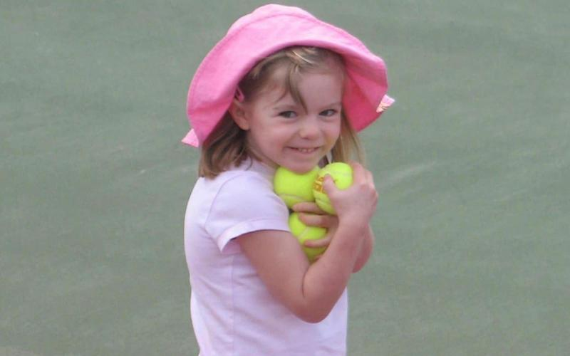 Madeleine McCann, who has been missing since May 2007. - PA
