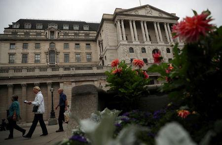 Bank of England holds but prepares markets for policy tightening