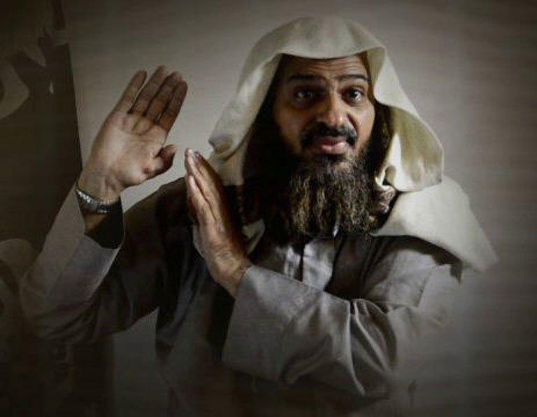 Picture released on July 17, 2013 by the SITE Intelligence Group shows an image of deputy leader of Al-Qaeda in the Arabian Peninsula (AQAP) Sheikh Saeed al-Shehri, aka Abu Sufyan al-Azdi. AQAP has confirmed the death in a US drone strike of Shehri, whose killing has been announced several times by the Yemeni government