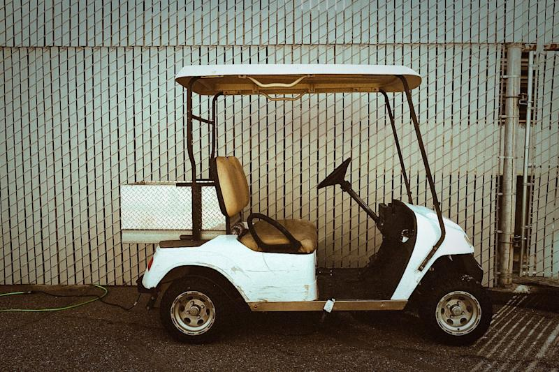 Black dad speaks out after 'Golfcart Gail' calls cops on adult golf carts, tiny golf carts, older golf carts, old golf carts, damaged golf carts, perfect golf carts, hot golf carts, vintage golf carts, japanese golf carts, weird golf carts,