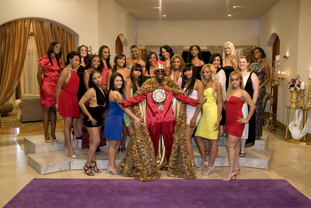 The Cast of Flavor of Love 3.