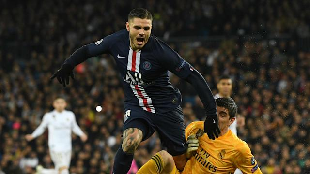 The future of Mauro Icardi remains a matter of rampant speculation amid a prolific return to form at PSG, where he is on loan from Inter.