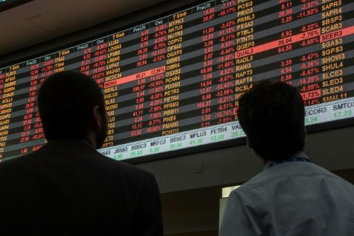 Asia markets down and dollar weaker, North Korea back in view