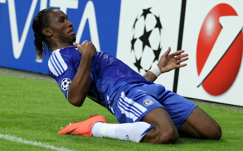 Chelsea legend Didier Drogba - GETTY IMAGES