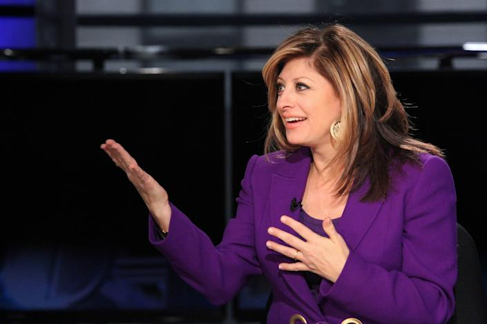 Fox News' Maria Bartiromo spoke with President Donald Trump on Sunday in his first interview since the election.