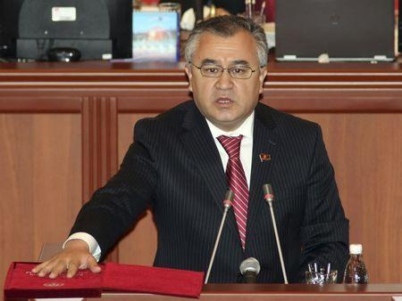 Kyrgyz Opposition Leader Tekebaev Handed Eight-Year Prison Sentence