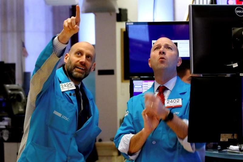 Wall Street has worst week since 2008 as S&P 500 drops 11.5%