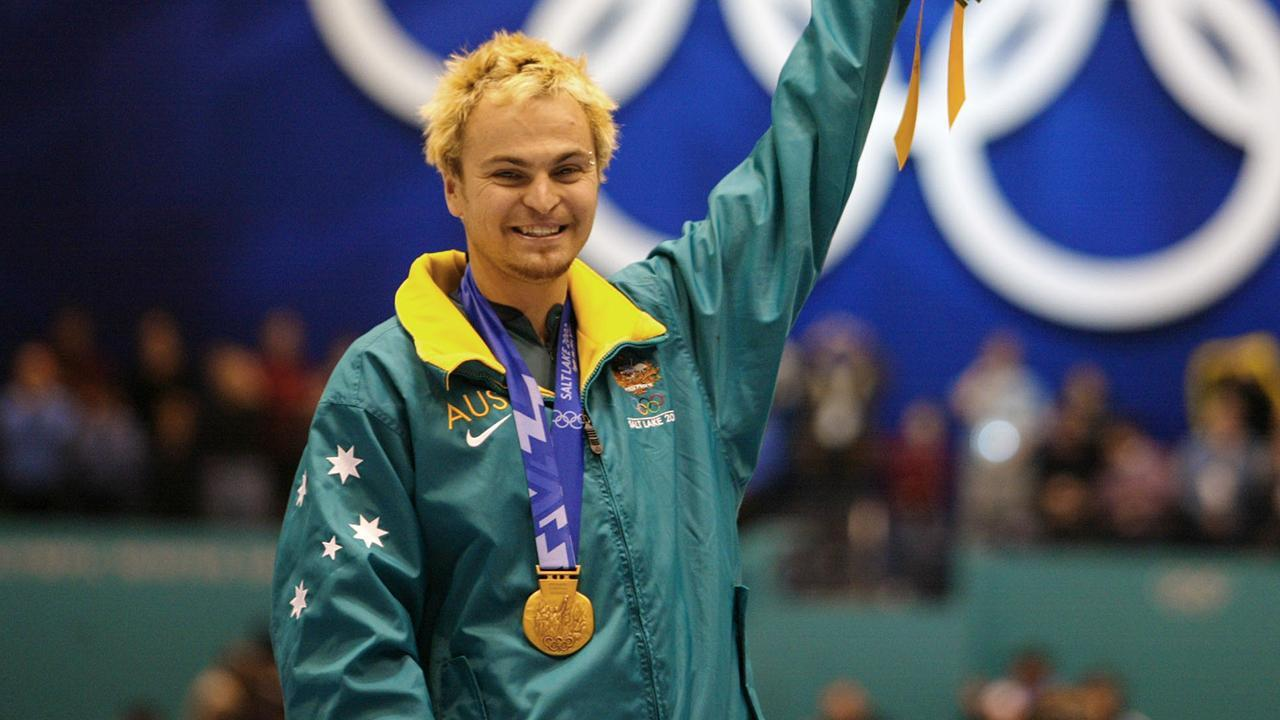 <p>Bradbury famously came from last place to win the men's 1000m speed skating in Salt Lake City when all of his rivals wiped out on the final bend. It was Australia's first gold in Winter Olympics history.</p>