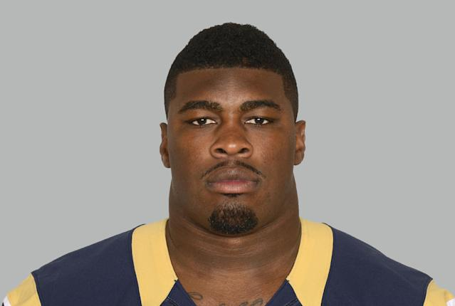 This is a 2014 photo of Jo-Lonn Dunbar of the St. Louis Rams NFL football team. This image reflects the St. Louis Rams active roster as of Wednesday, May 21, 2014 when this image was taken. (AP Photo)