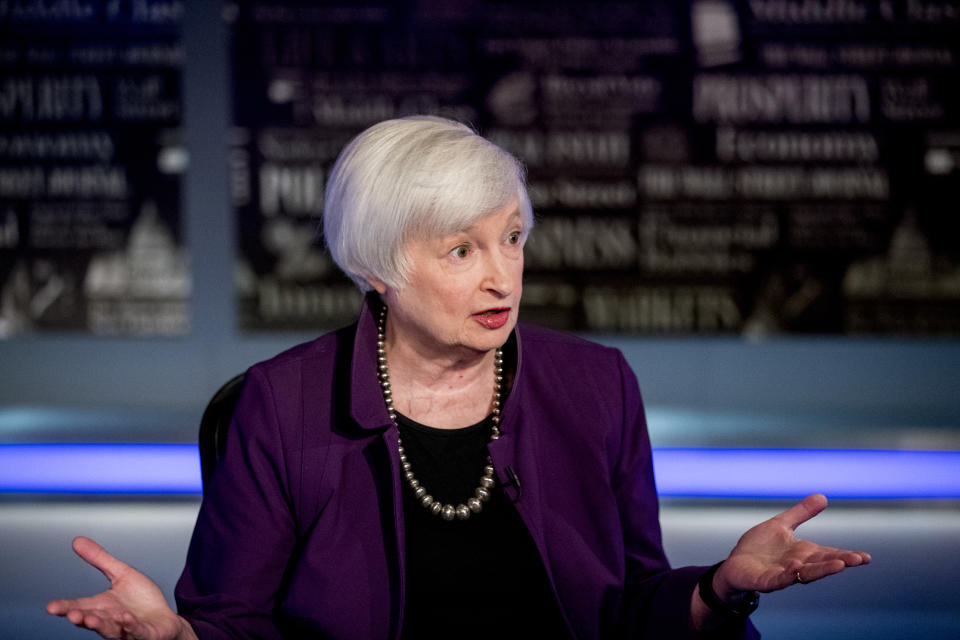 12+ Janet Yellen Quotes