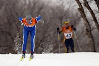"""<p>Several cross-country skiers in 2002 ultimately lost medals and standing after they were found to have used performance enhancing drugs. One was Russian Larissa Lazutina, <a href=""""https://go.redirectingat.com?id=74968X1596630&url=http%3A%2F%2Fwww.espn.com%2Foly%2Fnews%2F2003%2F0629%2F1574376.html&sref=https%3A%2F%2Fwww.redbookmag.com%2Flife%2Fg36983465%2Ficonic-olympic-scandals%2F"""" rel=""""nofollow noopener"""" target=""""_blank"""" data-ylk=""""slk:one of the most decorated athletes in Winter Olympics history"""" class=""""link rapid-noclick-resp"""">one of the most decorated athletes in Winter Olympics history</a>.</p>"""