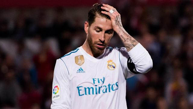 The Real Madrid defender is supposed to lead by example but he was as petulant as he was vulnerable in Wednesday's dismal loss to Tottenham