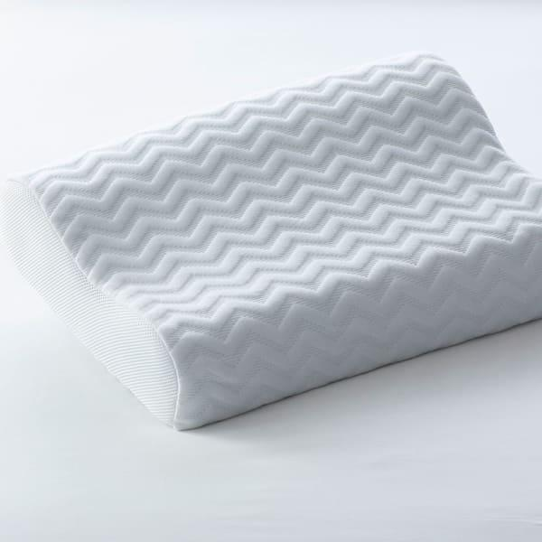 "<h2>Serene Foam Hypoallergenic Contour Pillow</h2><br><strong>The Hype:</strong> 4.5 out of 5 stars and 48 reviews on <a href=""https://www.thecompanystore.com/serene-memory-foam-pillows-contour/10020-STD-WHITE.html#pr-reviewdisplay"" rel=""nofollow noopener"" target=""_blank"" data-ylk=""slk:The Company Store"" class=""link rapid-noclick-resp"">The Company Store</a><br><br><strong>Pain-Free Customers Say:</strong> ""I have used contour pillows since my neck surgery. I've had several different brands but this is by far the best one I've owned. I was worried when it said it was a medium firmness. It is perfect. It's softer but still very supportive. I hope they don't change this style because I will continue to buy this pillow."" — <em>Suzanne, The Company Store reviewer</em><br><br><em>Shop <strong><a href=""https://www.thecompanystore.com/pillows"" rel=""nofollow noopener"" target=""_blank"" data-ylk=""slk:The Company Store"" class=""link rapid-noclick-resp"">The Company Store</a></strong></em><br><br><strong>The Company Store</strong> Serene Foam Hypoallergenic Contour Pillow, $, available at <a href=""https://go.skimresources.com/?id=30283X879131&url=https%3A%2F%2Fwww.thecompanystore.com%2Fserene-memory-foam-pillows-contour%2F10020-STD-WHITE.html"" rel=""nofollow noopener"" target=""_blank"" data-ylk=""slk:The Company Store"" class=""link rapid-noclick-resp"">The Company Store</a>"
