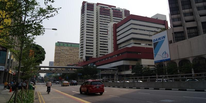 People's Park Centre, a mixed-use project along Upper Cross Street in Outram, has increased its reserve price...