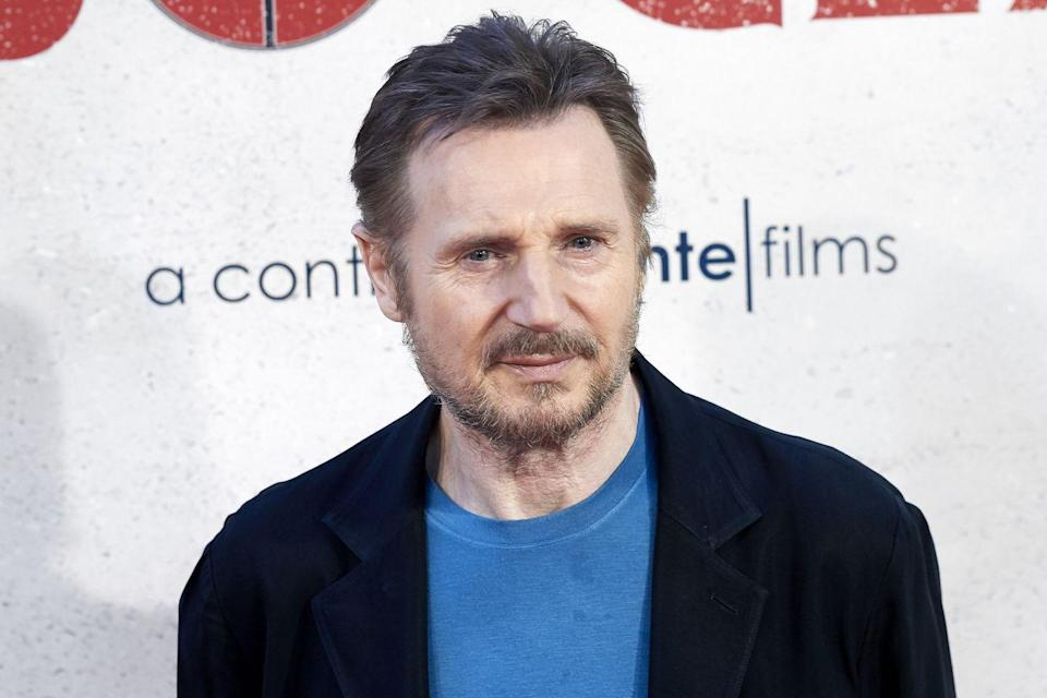 "<p>During a press tour for 2019's <em>Cold Pursuit</em>, Liam Neeson admitted that he'd wanted to kill a Black man to <a href=""https://www.refinery29.com/en-us/2019/02/223417/liam-neeson-revenge-kill-black-man-interview-jussie-smollett"" rel=""nofollow noopener"" target=""_blank"" data-ylk=""slk:get revenge"" class=""link rapid-noclick-resp"">get revenge</a> after a friend of his was raped. He said that he had been seeking out Black men in his area ""hoping I'd be approached by somebody - I'm ashamed to say that - and I did it for maybe a week, hoping some 'Black bastard' would come out of a pub and have a go at me about something, you know? So that I could kill him."" Shockingly, that press tour was immediately cancelled. </p>"