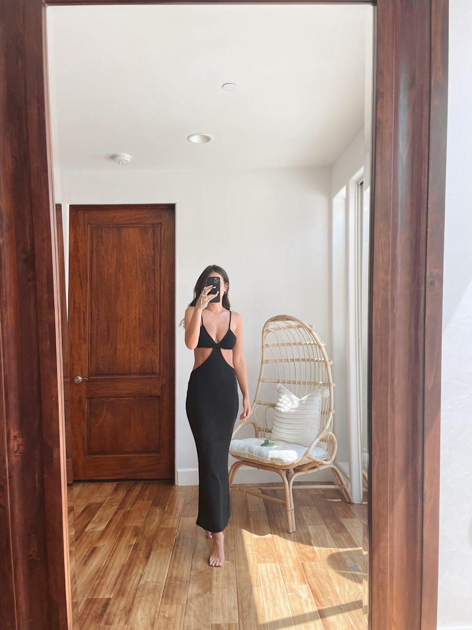 <p>I couldn't resist the <span>Antopmen Knitted Maxi Dress</span> ($21) in black, and I'm so happy I added it to my cart. The fit is fantastic (just like the others), and I'm already planning to wear it this weekend. </p>
