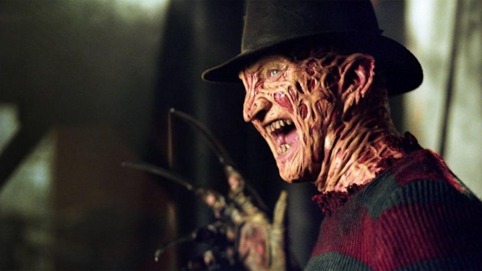 Robert Englund as Freddy Krueger in 2003's 'Freddy Vs Jason' (credit: New Line Cinema)