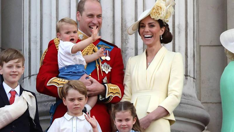 Prinz William: Vatertags-Foto ohne George und Charlotte