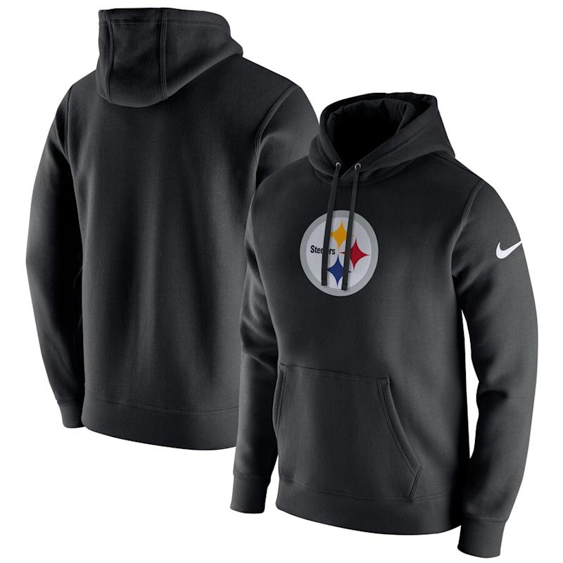 Pittsburgh Steelers Fleece Pullover Hoodie